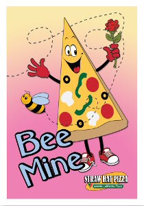 Bee Mine Flyer